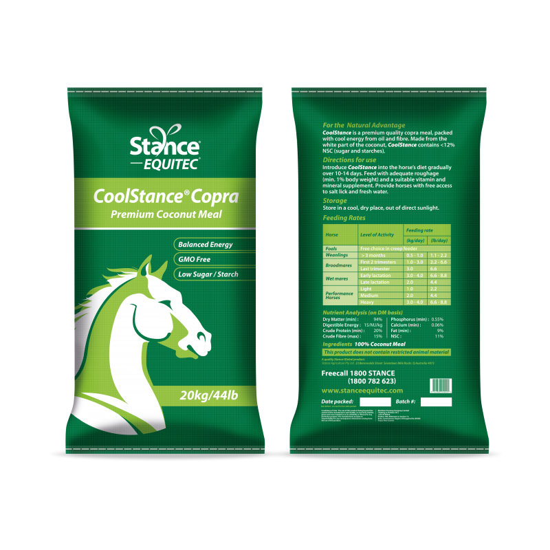 CoolStance Premium Copra Meal